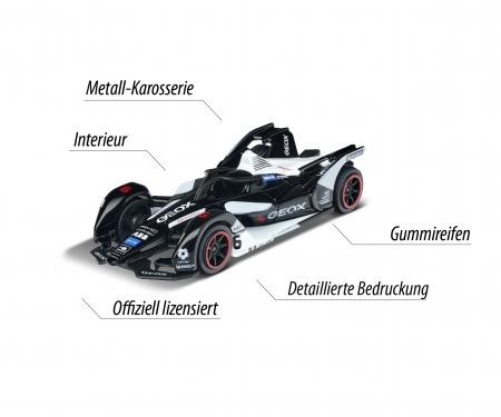 majorette Formula-E 5er Geschenkset