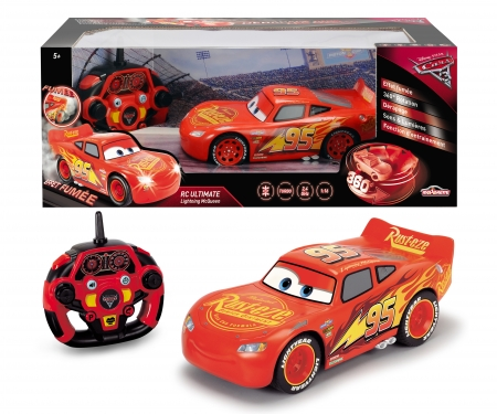 CARS 3 RC 1/16 Mc Queen