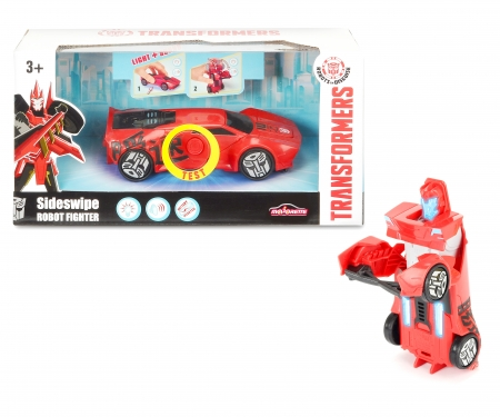 Transformers Robot Fighter 15cm Sideswipe