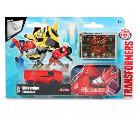 Transformers X1 Boite Métal