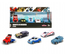 majorette Transformers Giftpack 5 Pièces