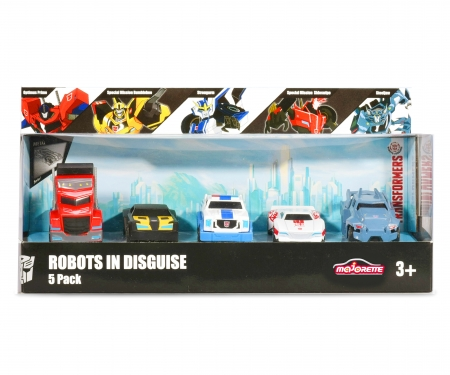 Transformers Giftpack 5 Pièces
