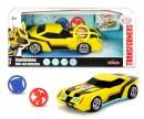 majorette Transformers Mini Con Deployer Bumblebee 20cm