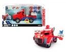 majorette Transformers Optimus Prime Camion Lance Disque