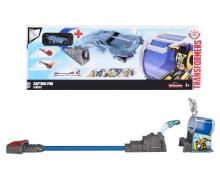 Transformers Piste Capture