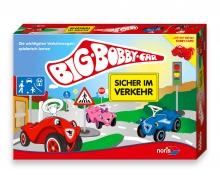 """noris_spiele BIG-BOBBY-CAR """"Sicher im Verkehr"""""""