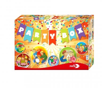 noris_spiele Party Box