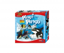 noris_spiele Pingi and Pongo