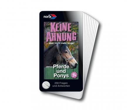 Wissensfächer 7-12 Jahre Pferde