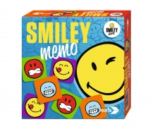 noris_spiele Smiley - Memo