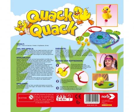 noris_spiele Quack Quack