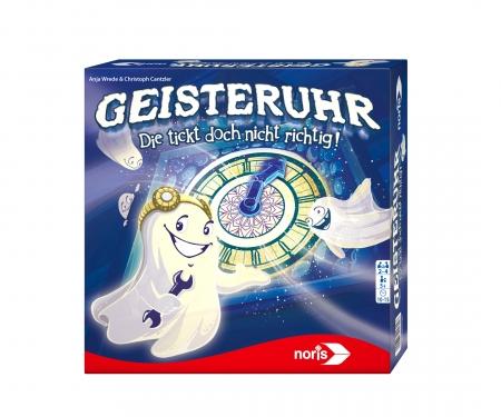 noris_spiele Ghost Clock