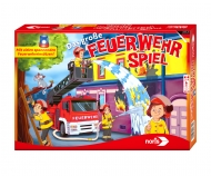 noris_spiele Working at the fire brigade