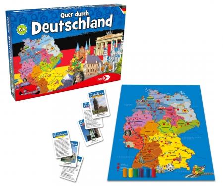 noris_spiele Travel around Germany