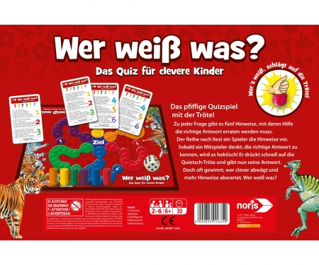 noris_spiele General knowledge for children
