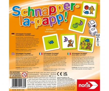noris_spiele Schnapper-la-papp