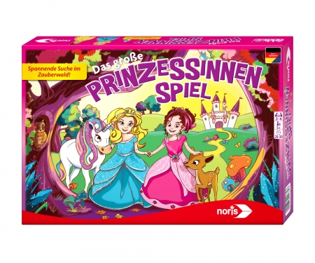 Das große Prinzessinnenspiel