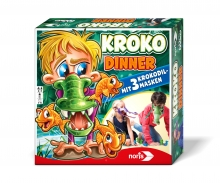 noris_spiele Croco Dinner