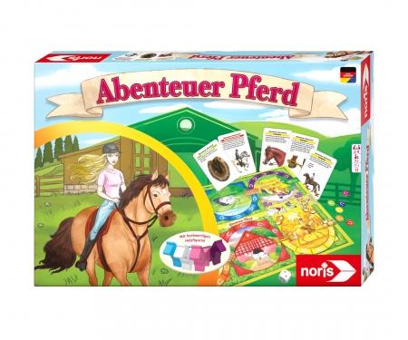 noris_spiele Abenteuer Pferd