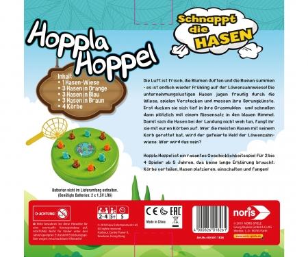 noris_spiele Hoppla Hoppel