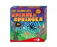 Spinnen Springen