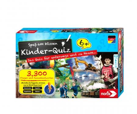 noris_spiele Kinder Quiz 6+