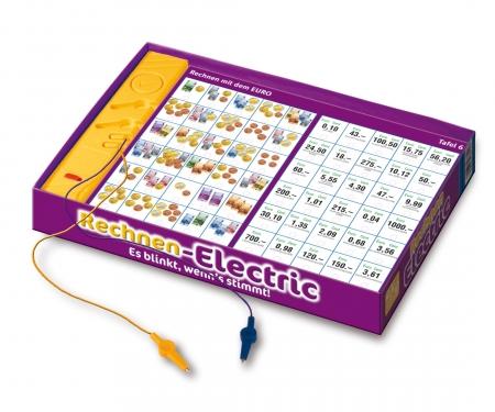 noris_spiele Electric Calculation electric