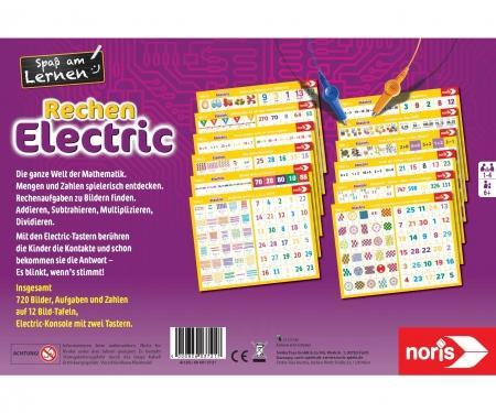 noris_spiele Rechen-Electric