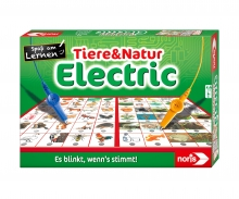 """noris_spiele Electric """"Tiere & Natur"""""""
