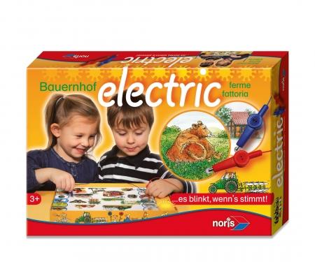 noris_spiele Bauernhof Electric