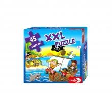 XXL Puzzle Piraten in Sicht