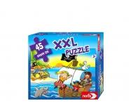 XXL Puzzle Piraten in Sicht