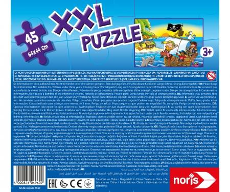 noris_spiele XXL Puzzle Piraten in Sicht