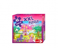 noris_spiele Gigantic jigsaw puzzle girls 45 p.