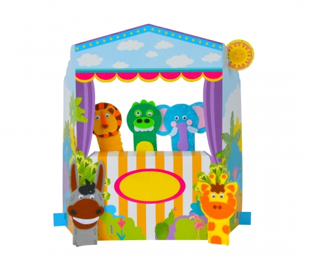 My Finger Puppet Theater