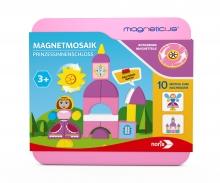 noris_spiele Magneticus Magnetmosaik – Prinzessin