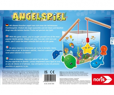 noris_spiele Fishing Game