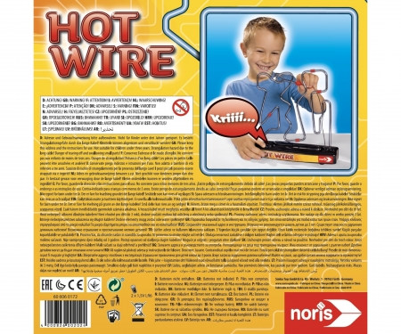 noris_spiele Hot Wire