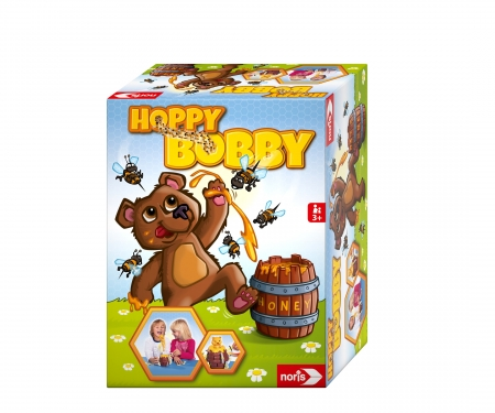 noris_spiele Hoppy-Bobby Action Game