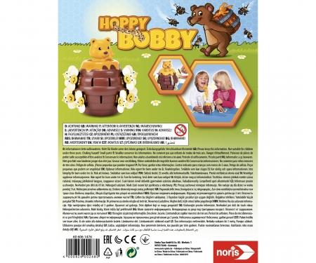 noris_spiele Hoppy-Bobby Actionspiel