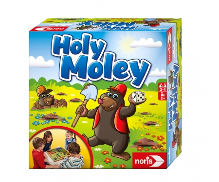 noris_spiele Holy Moley
