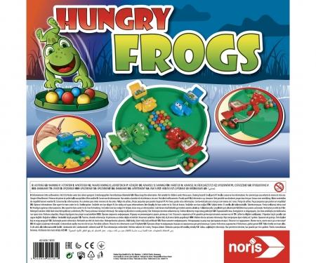 noris_spiele Hungry Frogs