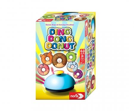 noris_spiele Ding Dong Donut
