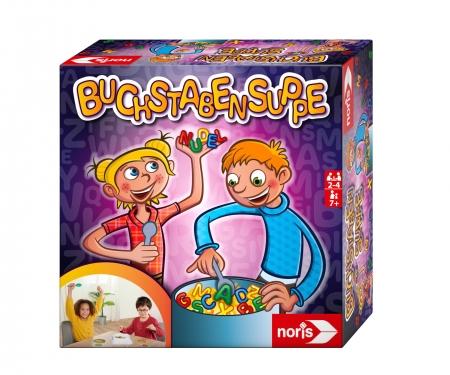 noris_spiele Buchstabensuppe