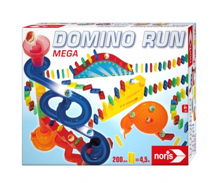 noris_spiele Domino Run Mega
