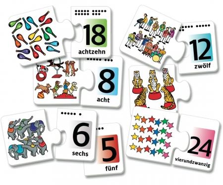 number circus