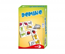 noris_spiele Pictures Domino - travelgame