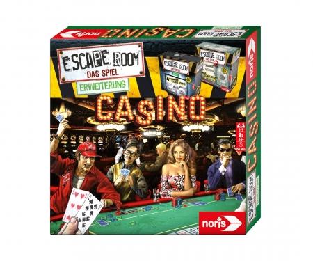 noris_spiele Escape Room Casino