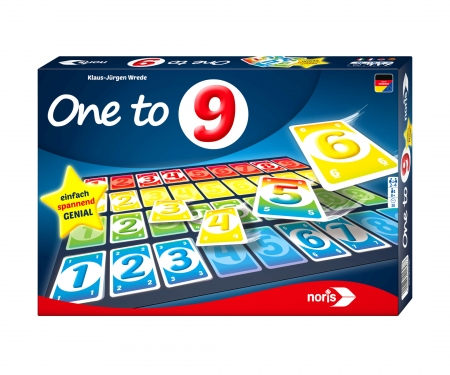 noris_spiele One to 9