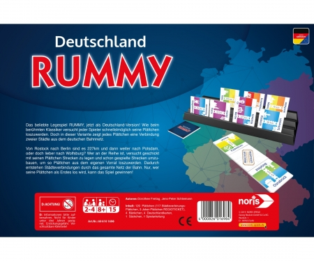 noris_spiele Germany Rummy